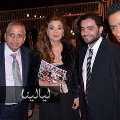 تكريم رموز الفن فى حفل عيد الفن تحت رعاية رئيس الجمهورية عدلي منصور