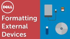 Formatting external devices, such as USB drives, SD cards, External HDs, CDs/DVDs, is a fast and easy way to ensure your deleted files are even harder to recover. Before doing this process, remember to save those files you really want to keep! Source: Youtube