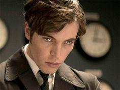 One more of Tom Hughes, my inspiration for Ben.