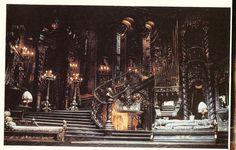 Show: Sunset Boulevard (1994 Broadway)  Scenic Designer: John Napier