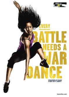 My favorite workout ever? BODY JAM!