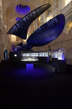 Van Cleef & Arpels, L'Art de la Haute Joaillerie exhibition at the Musée des Arts Décoratifs in Paris from September 20, 2012 to February 10, 2013