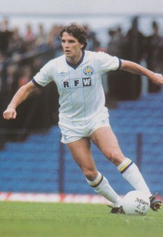 Frank Gray Leeds United 1982