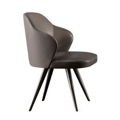Leslie Dining Chair by Minotti on ECC