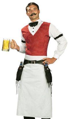 Saloon Bartender