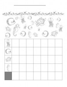 In the Sea Graphing Worksheet Graphing Worksheets, Worksheets For Kids, Classroom Fun, Classroom Activities, Preschool Ideas, Ocean Lesson Plans, Ocean Activities, Ocean Unit, Teacher Notebook