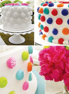 Trend Alert: Designer Buttercream Frosted Cakes! // Hostess with the Mostess®