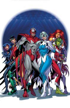 Titans Burning Rage (of Dc Comics Characters, Dc Comics Art, Marvel Comics, Shazam Comic, Heroes Reborn, Fanart, Legion Of Superheroes, Batman Universe, Dc Universe