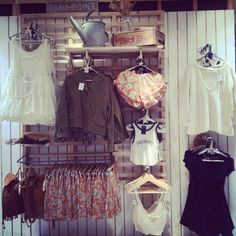 Love the clothes..