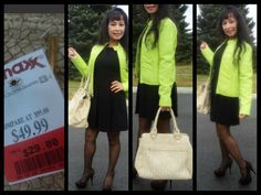Analiza scored this DEUX LUX handbag on clearance for $29, compare at $95! #maxxinista #handbag #fashion