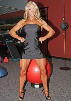 Thong ass on treadmill