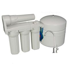 Premier WP4-V Reverse Osmosis System with Monitoring Faucet
