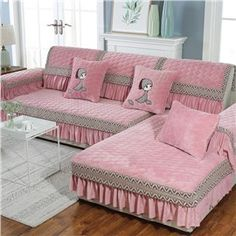 OstepDecor Multi-Size Winter Soft Quilted Sectional Armrest & Backrest Covers for Sofa, L. Diy Sofa Cover, Couch Covers, Sofa Set Designs, Sofa Design, Bed Cover Design, Slipcovers For Chairs, Cushions On Sofa, Diy Barbie Furniture, Custom Sofa