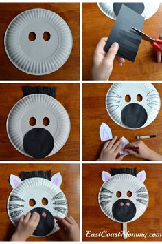 Paper Plate Crafts 535224736944433507 - Alphabet Crafts – Letter Z {paper plate zebra craft and free letter Z printing practice printable} Source by Letter Z Crafts, Alphabet Crafts, Printable Alphabet, Preschool Alphabet, Alphabet Letters, Kids Crafts, Easy Toddler Crafts, Paper Plate Crafts For Kids, Quick Crafts