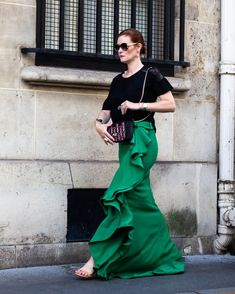 Our Favorite Street Style Couture Fall 2018 Looks - FashionFiles