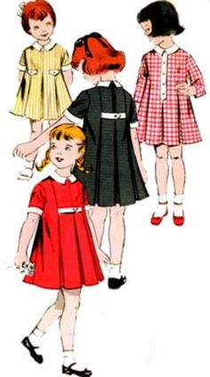 Childrens vintage sewing patterns - Google 検索