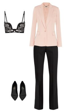 """Untitled #199"" by taylorcbaefr on Polyvore featuring Yves Saint Laurent, STELLA McCARTNEY and La Perla"