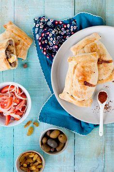 Receta Empanadas de Pino Chilenas - Espacio Culinario