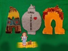 Wizard of Oz letters :)