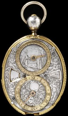 1620-1630 French Watch at the Victoria and Albert Museum, London