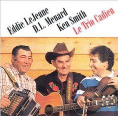 Eddie LeJeune   Le Trio Cadien   CD 1225   http://catalog.wrlc.org/cgi-bin/Pwebrecon.cgi?BBID=500084