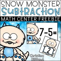 This free product can be used in your math centers, or use it as a whole group SCOOT activity. Recording sheet included. =) If your students enjoyed this free game, please check out my January math centers for more fun!First Grade Teacher? Click below.