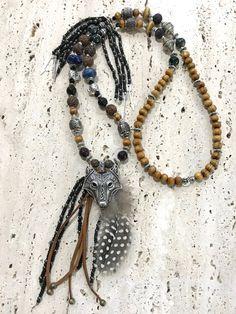 Wild Wolf Necklace