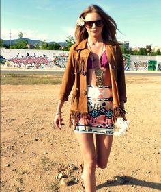 Summer 2013 trend Geo traveller is all about tribal inspired, aztec patterns, fringes and setting free yourself. This hippie style is rare to find. Fashion Fabric, Fashion Prints, Fashion Styles, Summer Fashion Trends, Autumn Fashion, Tribal Trends, Tribal Looks, 2014 Trends, Body Con Skirt