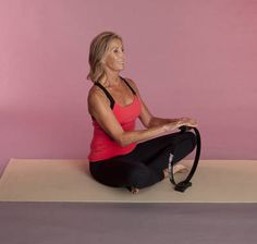 Pilates moves to strengthen the pelvic floor and stabilize the core.