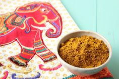 We hope your New Year will be full of Spice!                                   Homemade Curry Powder