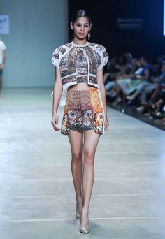 Panama Fashion Week Shantall Lacayo primavera 2015
