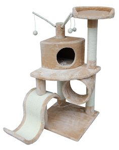 Kitty Mansions Memphis Cat Tree * Additional details at the pin image, click it  : Cat Tree and Tower