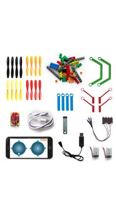 Flybrix Quadcopter Kit | Flybrix Lego Kits, Lego Brick, Amazon Kindle, Black Box, Open Source, Sd Card, Arduino, Make Your Own