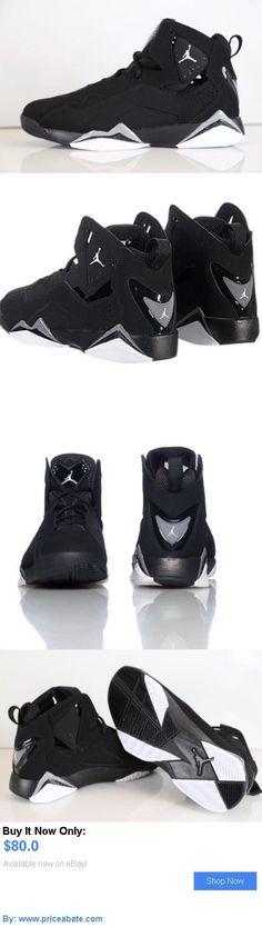 Basketball: Nike Air Jordan True Flight Black/White/Cool Grey Size 11, 11.5 BUY IT NOW ONLY: $80.0 #priceabateBasketball OR #priceabate