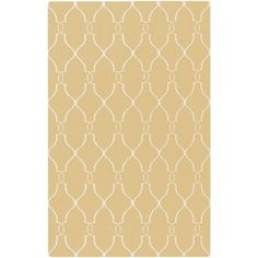 Artistic Weavers Agios Gold 5 ft. x 8 ft. Indoor Area Rug-S00151012799 - The Home Depot