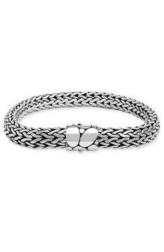 John Hardy 'Kali' Sterling Silver Bracelet available at #Nordstrom