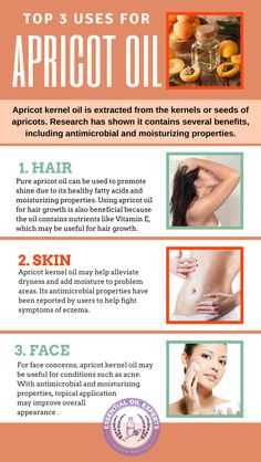 Apricot Oil: Benefits for Hair, Skin, Face, and Where to Buy