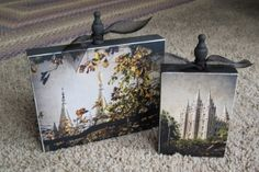 aren't these beautiful? DIY instructions with where to buy the photos...