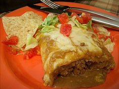 Mexican Villa Fake-Out! I am making this very soon. YUMMY!!
