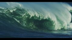 A truly monstrous wave on the Galician coast