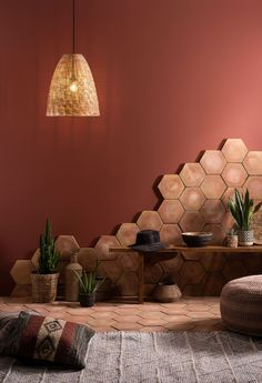 Create warmth and comfort with autumnal hues in interiors this season. Think terracotta, russet, burnt orange, ochre, mustard, and blush pink. These earthy tones are a great way to create a grounded feel in your home and to make it feel extra cosy.  #earthycolours #autumncolours #homeinteriors #autumndecor Decoration Inspiration, Room Inspiration, Interior Inspiration, Interior Ideas, Home Interior, Interior Decorating, Interior Design, Interior Colors, Design Interiors