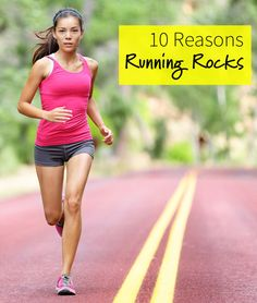 Talk to any runner and they'll give you a mile (or two or three) long list of reasons running rocks. We're sharing the best benefits of running that make you healthier and happier.