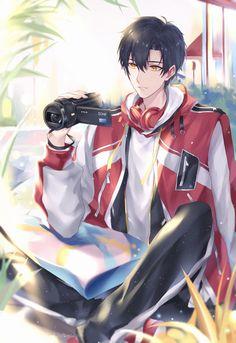Anime Guys Shirtless, Handsome Anime Guys, Cute Anime Guys, Cute Guys, Anime Boys, Otaku Anime, Manga Anime, Anime Art, The Kings Avatar