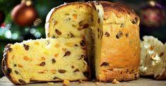 Рецепт итальянского пасхального кекса «Паннетоне»