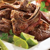Cabrito Al Pastor, mexican munch! Goat Recipes, Primal Recipes, Cooking Recipes, Healthy Recipes, Mexican Dishes, Mexican Food Recipes, Real Mexican Food, Curry Ingredients, Goat Meat