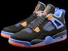 NY Knicks Jordan 4