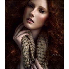 Beauty work with Aislinn Plutino Models