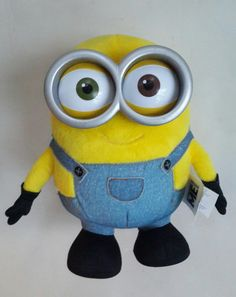 "Despicable Me Minion BOB Minions 5"" Plush Stuffed Soft Toy"