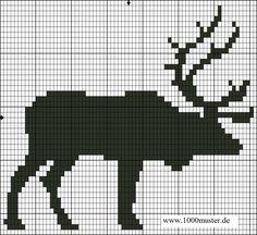 Knitting Charts, Knitting Patterns, Cross Stitch Charts, Cross Stitch Patterns, Kilt Pattern, Hunting Crafts, Woolen Craft, Fair Isle Chart, Fillet Crochet