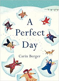 "More Snowy Faves: ""A Perfect Day"" by Carin Berger, kids yoga ideas and a snowy playlist – OMazing Kids Childrens Yoga, Childrens Books, Kid Books, Library Books, Kids Library, Elementary Library, Library Ideas, Winter Art, Winter Theme"